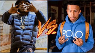 Gangster Disciple Rappers Vs. Crip Rappers Part 2