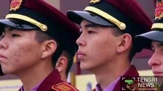 Как готовят элиту вооруженных сил РК