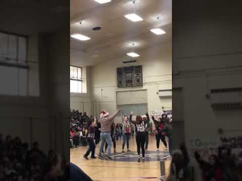 Yosemite Middle School Staff Flashmob