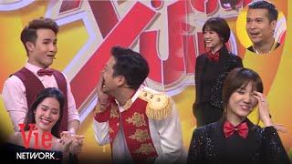 """Hari Won """"cay đắng"""" trả lời """"Ừ, Đúng Rồi"""" khi Huỳnh Lập hỏi """"anh Trấn Thành từng yêu em đúng không?"""""""