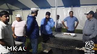 Majlis Khuddamul Ahmadiyya Canada - National Ijtema 2019 - Inspection