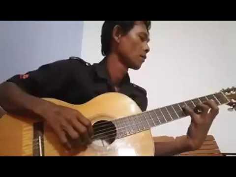 Pontianak acoustic gitar