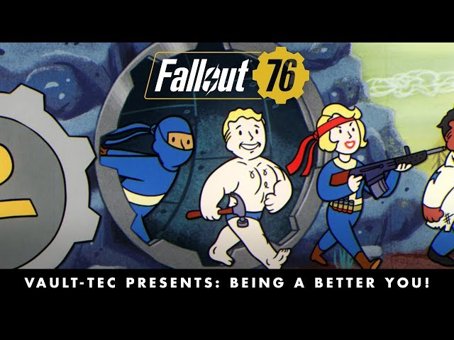 Fallout 76 builds: 7 of the best character builds to help you