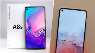SAMSUNG Galaxy A8s First LOOK :- Full Details In Hindi | Techno Rohit