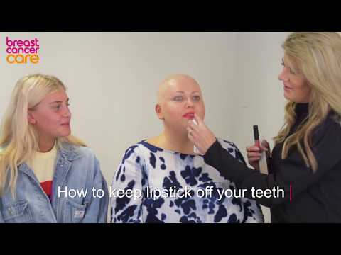 How to keep lipstick off your teeth   Makeup tutorials