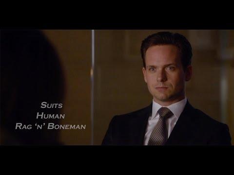 "Suits ""Human Rag'n' Bone Man"" (JBH Editing)"