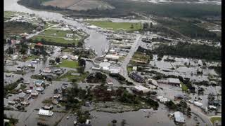 Florence Floodwaters Cut Off Wilmington, Over 600 Roads Are Under Water
