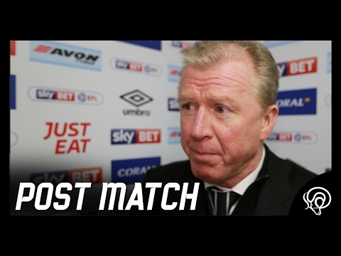 POST MATCH | Steve McClaren Post Bristol City (H)