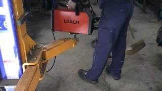 видео Сварочное оборудование LORCH