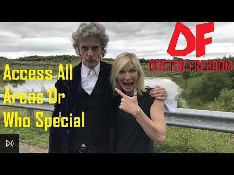 DOCTOR WHO NEWS - Access All Areas Dr Who Special
