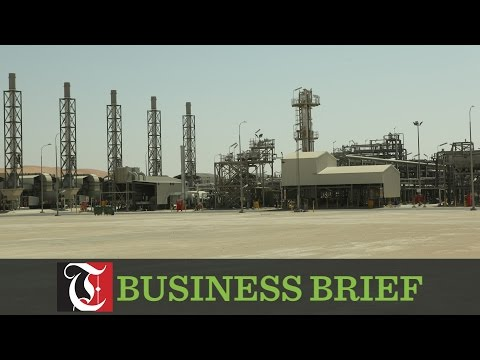 Business Brief – Oman's natural gas production rises 8.3 per cent