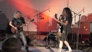 Sky Pig- Sacramento Rehearsal Studios, Sacramento Ca. 7/23/21 4K UHD Live Lumix GH5S Doom Metal