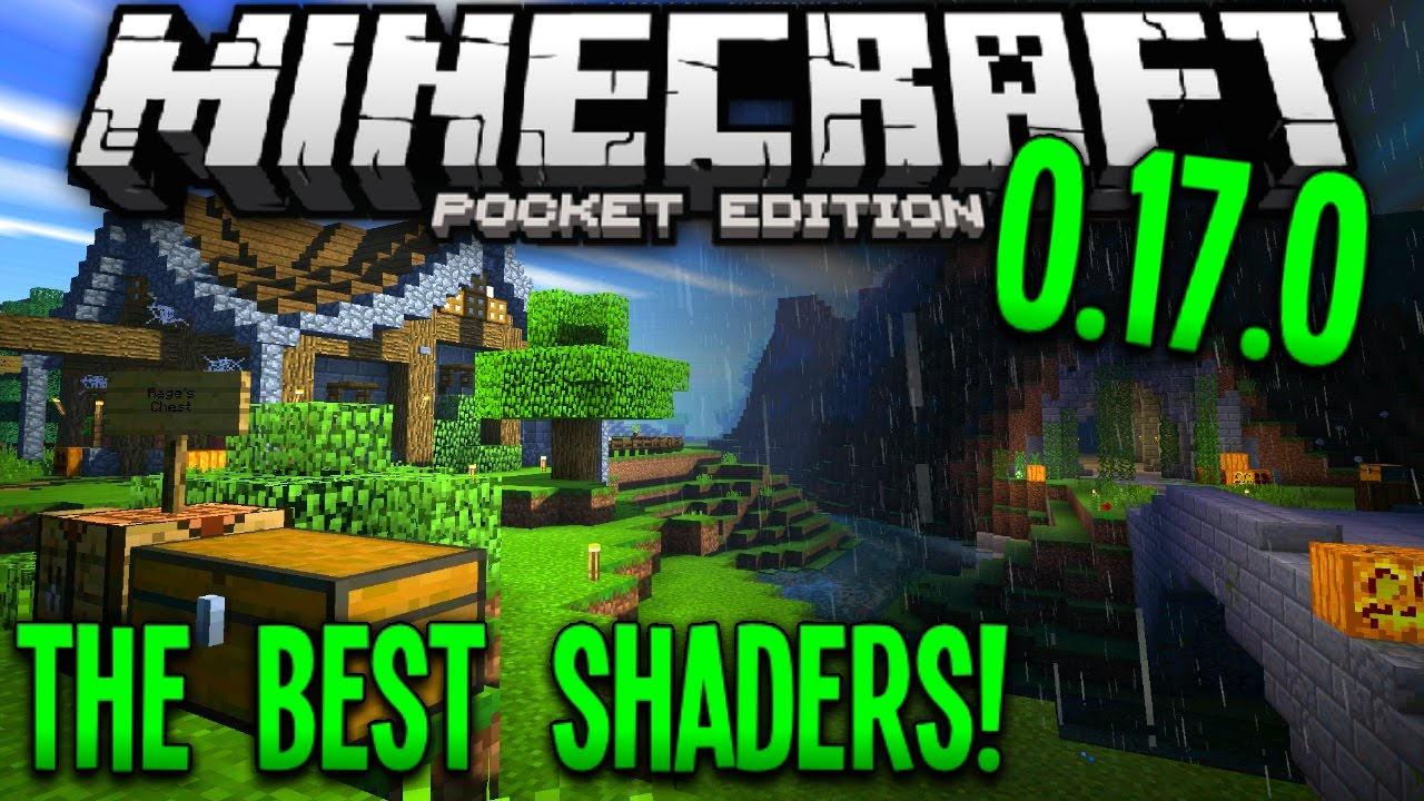 Shaders for minecraft windows 10 edition