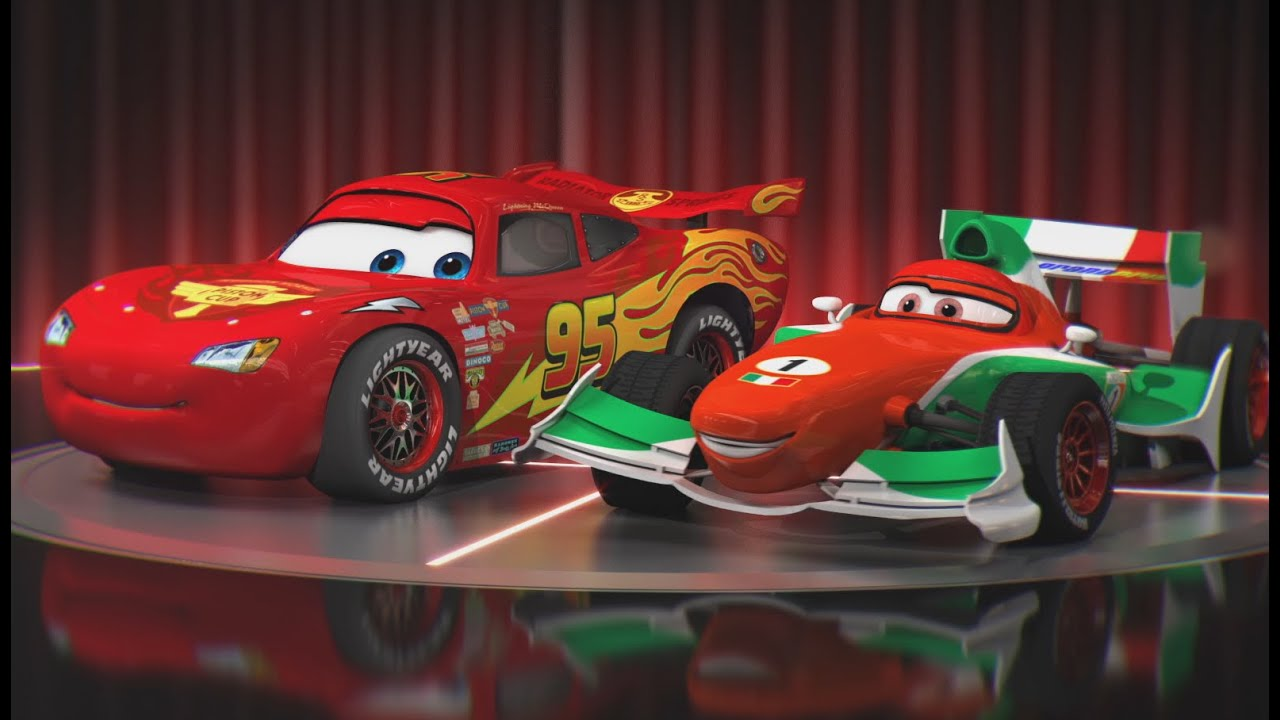 Cars Fast As Lightning Launch Trailer Youtube