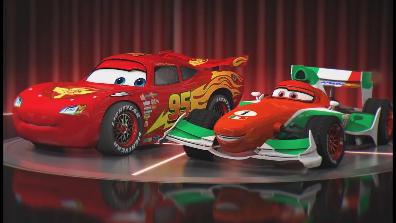 Mater Cars Wallpaper Cars Fast As Lightning Launch Trailer Youtube