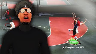 MY 6'2 OFFENSIVE THREAT IS UNSTOPPABLE!! BEST SCORING BUILD IN NBA 2K20!!