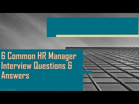 common-interview-questions-&-answers-for-human-resources-manager