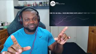 American Reacts To KSI - No Time Feat Lil Durk
