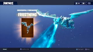 "NEW ""Frostwing"" Glider And The SOCCER SKINS ARE BACK?! Fortnite ITEM SHOP [September 19] 