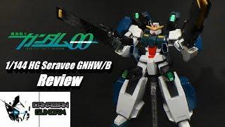 1/144 HG Seravee Gundam GNHW/B Review