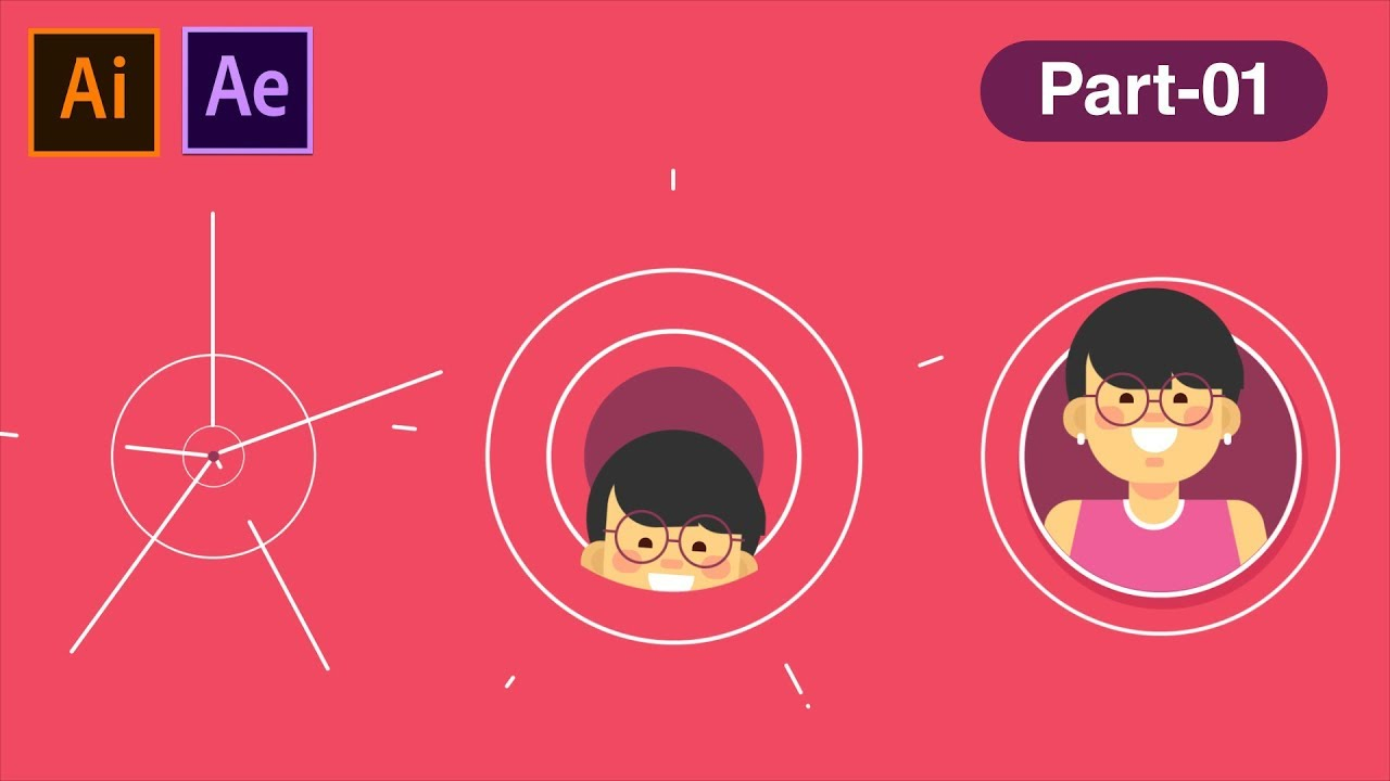 Animation after effects template