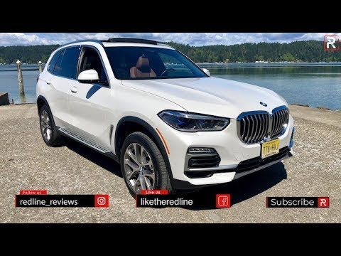 The 2019 BMW X5 Is A Right Sized SUV That Drives Like A Sport Sedan
