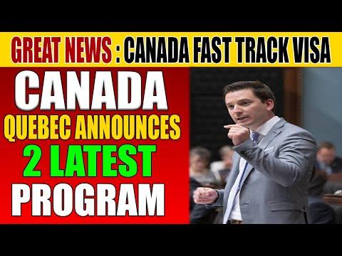 Quebec Start 2 Immigration Pilot Programs  Fast Track Permanent Resident.