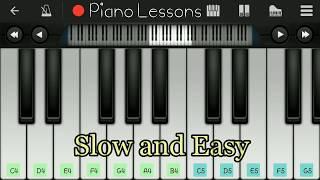 Humnava Mere Jubin Nautiyal Easy mobile Piano tutorial.mp3