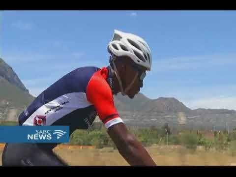 UFS students cycle from Bloemfontein to Paarl for fund raising