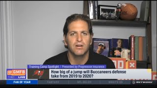 Peter Schrager' ANALYSIS Tampa Bay Buccaneers' 2020 NFL draft for every pick