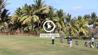 Anahita Mauritius Golf : un lieu idéal pour s'entraîner !