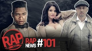 RapNews #101 [SLOVO, L'ONE, Жак-Энтони]