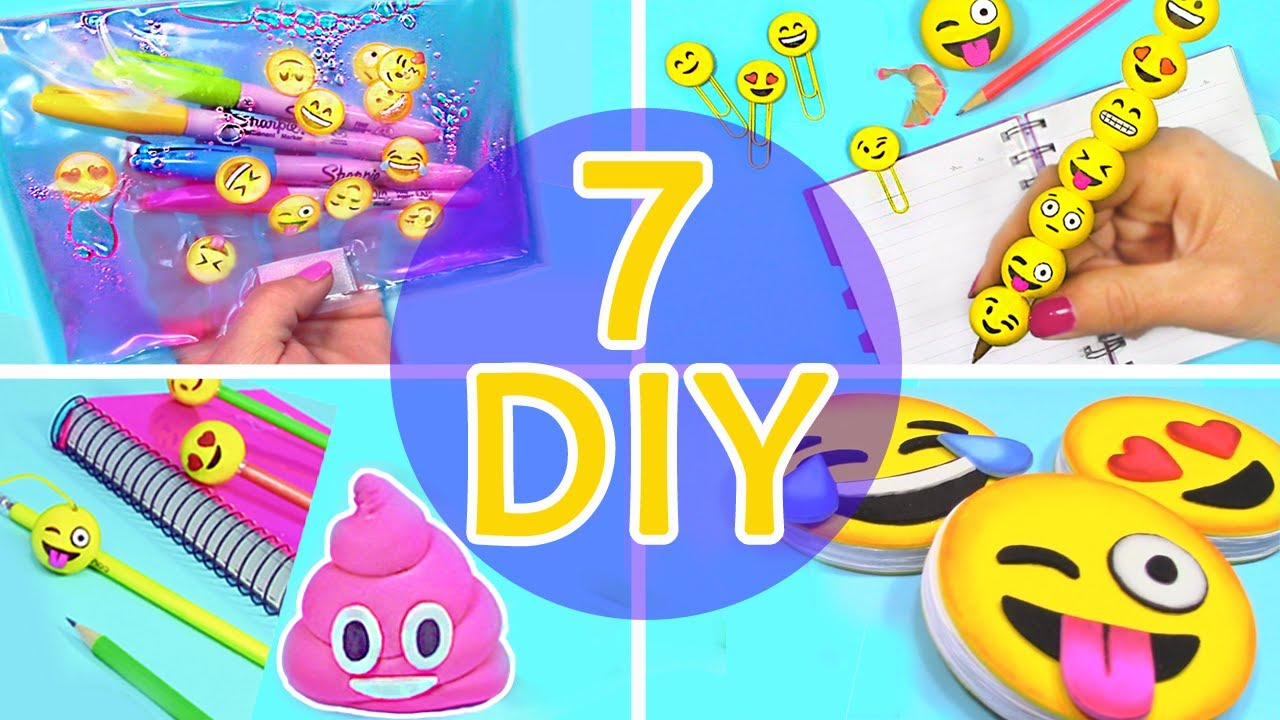 5 Minute Crafts To Do When Youre BORED 7 Quick And Easy DIY Ideas Amazing DIYs Craft Hacks