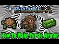Terraria Gameplay Part 26 - How To Make Turtle Armor