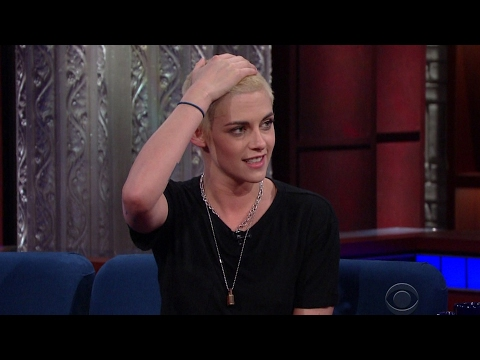 Why Did Kristen Stewart Shave Her Head?