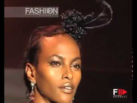 GIORGIO ARMANI PRIVÈ Autumn Winter 2005 2006 Paris Haute Couture – Fashion Channel