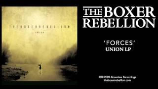 The Boxer Rebellion - Forces (Union LP)