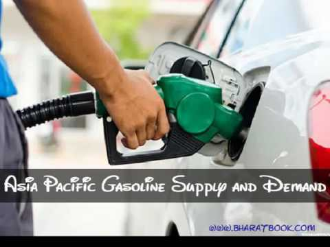 Asia Pacific Gasoline Supply and Demand