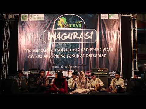 JQH - Darbul Huda @Agrifest faperta unwahas 2017