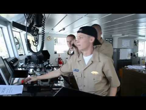USMMA SPIRIT VIDEO (Let's Be Kings Pointers)