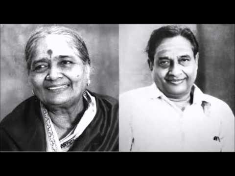 DK Pattammal - DK Jayaraman - RARE Concert, Excellent Quality