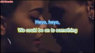Body on me Rita Ora ft Chris Brown karaoke lyrics