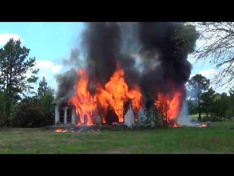 Burning Down the House - Groveton House Fire