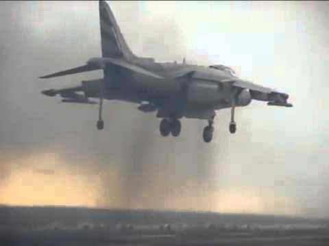 United States USAF Fighter jet vertical takeoff (VTOL) (LIKE SCI-FI)