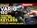 Tutorial Penggunaan Keyless Honda Vario 150 2018 | Test Ride Review | GridOto