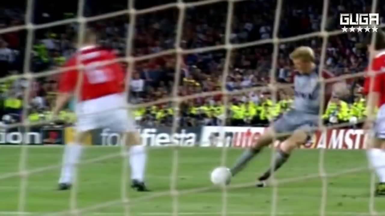Manchester United Vs Bayern Munich 2 1 UCL Final 1998 1999