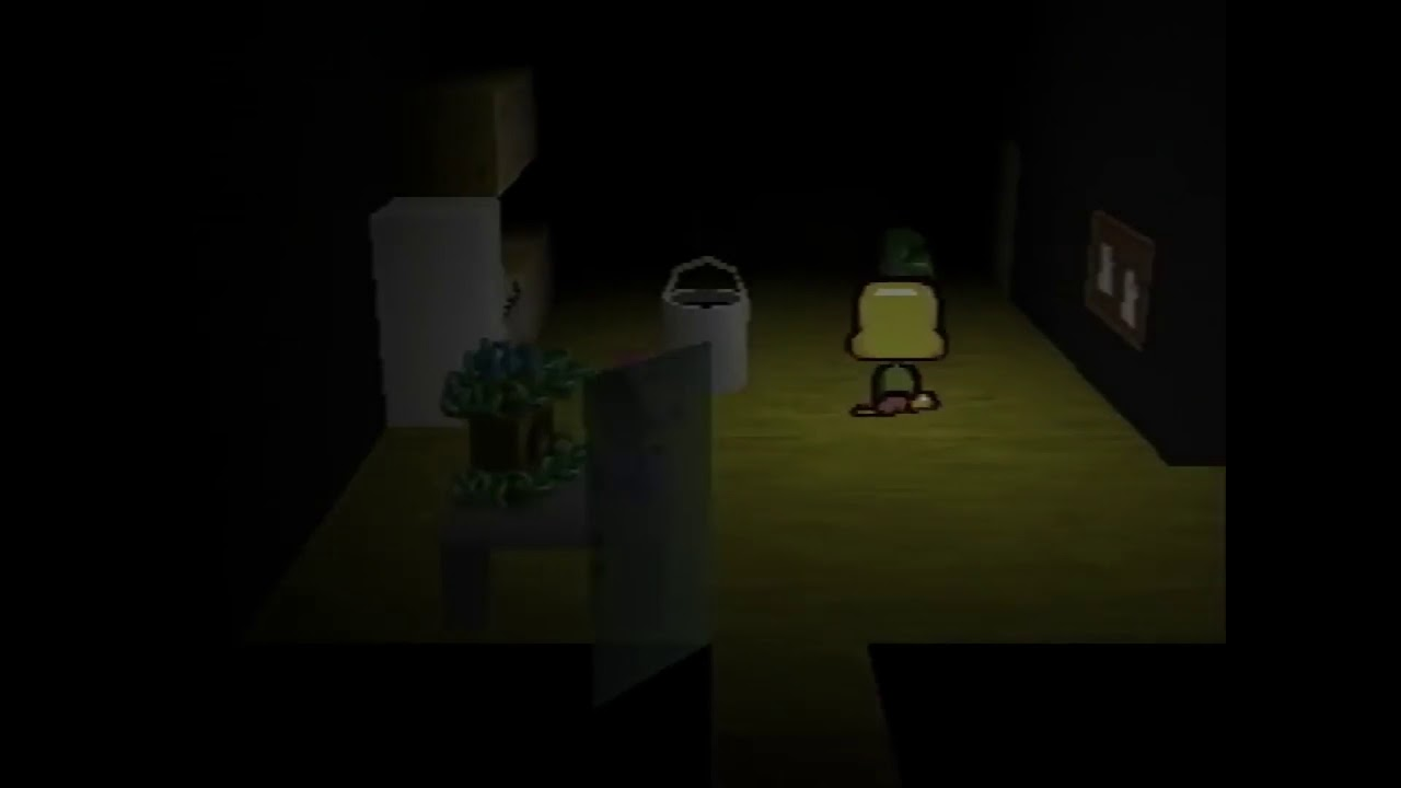 Petscop 1-24 but only when Paul swears