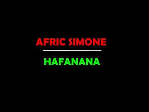 Afric Simone - Hafanana /lyrics/