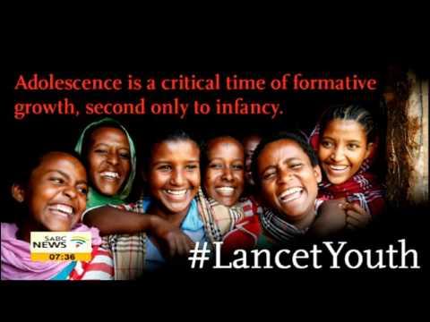 Lancet series on adolescent health