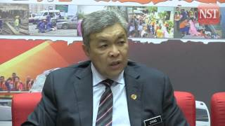 Keep to your word, Zahid tells MIC leader
